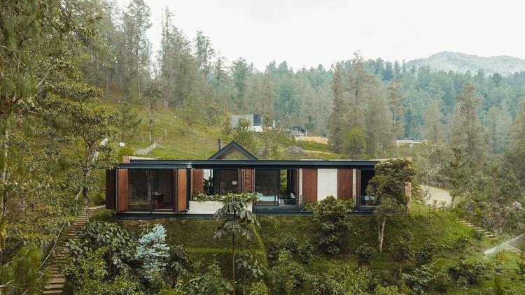 Casa C+N / ALH Taller de Arquitectura, © Mateo Soto Ph.