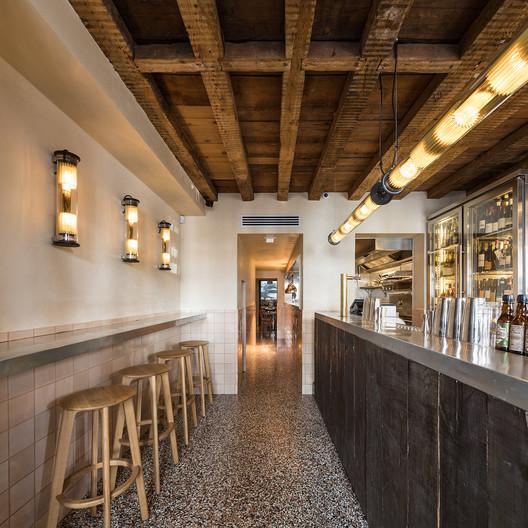 Pesca Restaurant / LADO Arquitectura e Design