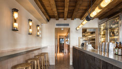 Restaurante Pesca  / LADO Arquitectura e Design