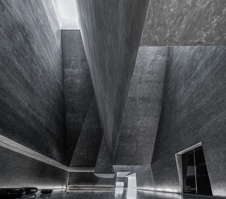 Yingliang Stone Natural History Museum / Atelier Alter Architects, Courtesy of Atelier Alter Architects