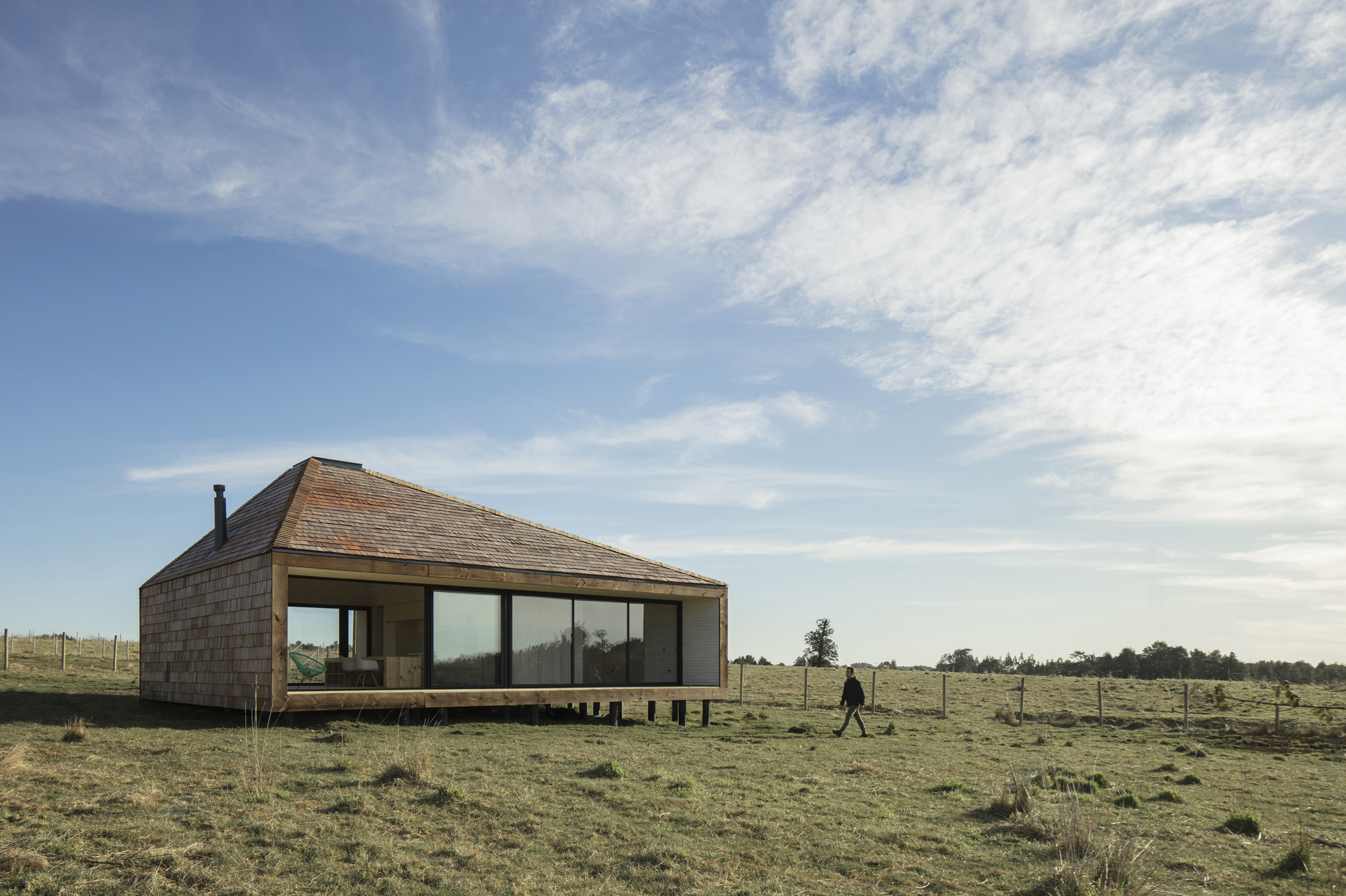 Vodanovic House / Duarte Fournies Arquitectos