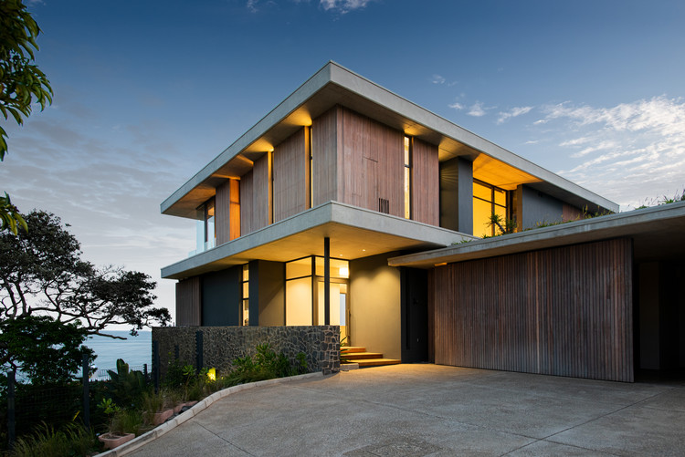 Umdloti House 2 / Bloc Architects, © Chris Allan