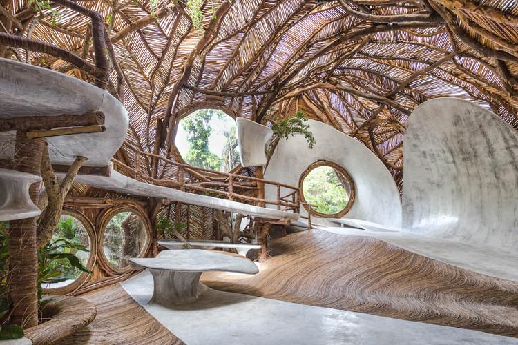 Galería IK LAB / Roth-Architecture. Image Cortesía de IK Lab