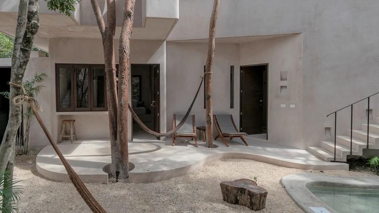 Conjunto de viviendas Apsara / Beast Estudio Creativo. Image © Gerardo Rosel