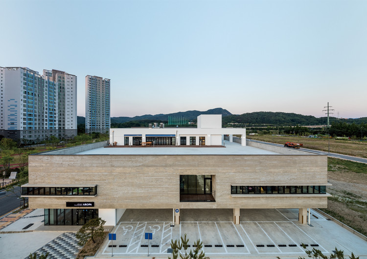 Plan-i Headquater Office / Yeha Partners Architects, © Kyungsub Shin