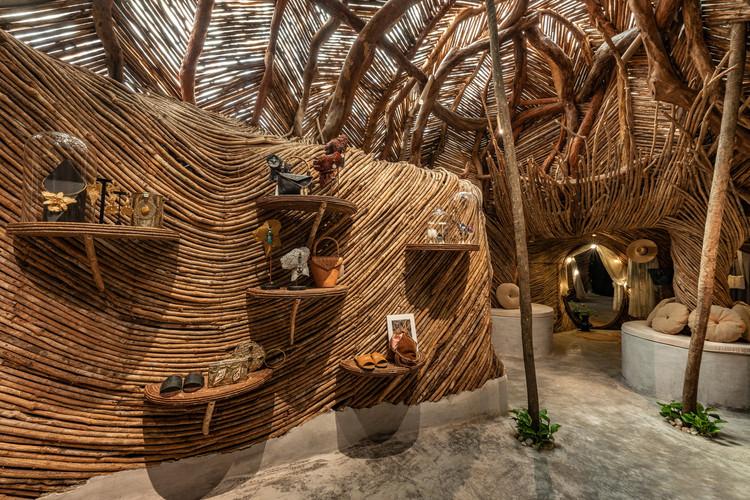 Tienda Zak Ik / Roth-Architecture. Image © Roth-Architecture