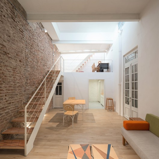 FG House Renovation / Manzoniterra Arquitectos