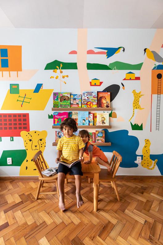Apartamento Taquinho / Lez Arquitetura. Image © Júlia Tótoli