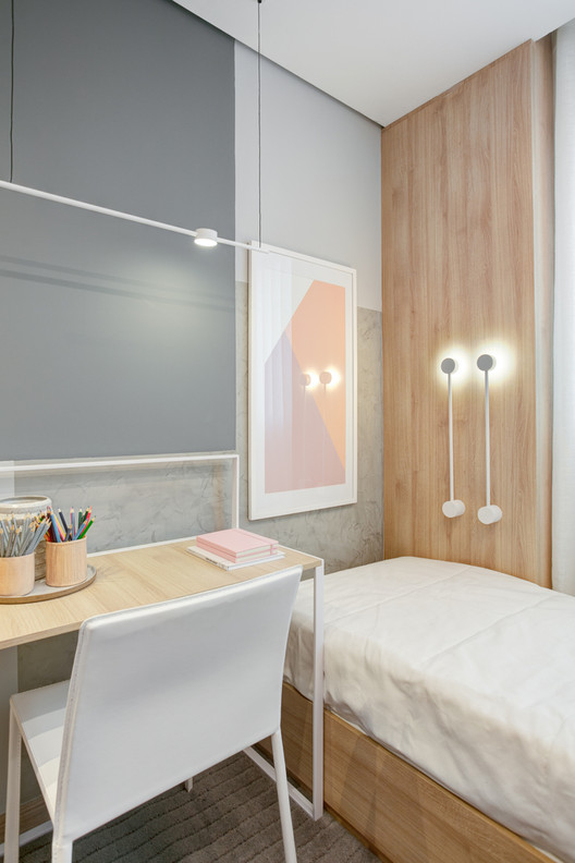Apartamento Acqua Verano / Bohrer Arquitetura. Image © Fellipe Lima