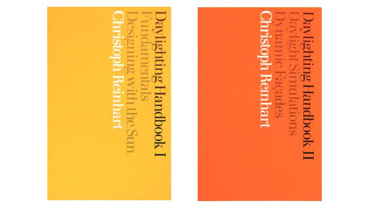 Daylighting Handbook I + II / Christoph Reinhart. Image via Amazon
