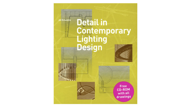 Detail in Contemporary Lighting Design. Image via Amazon