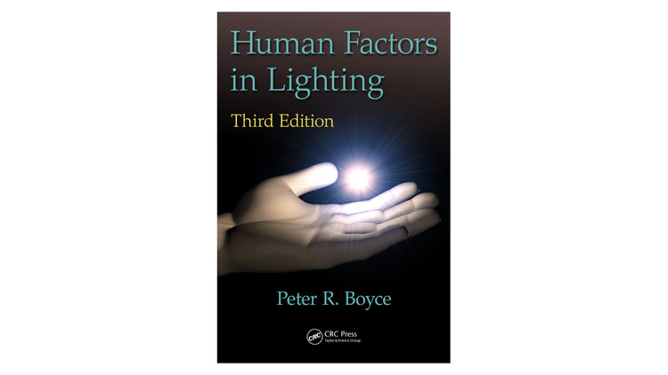 Human Factors in Lighting / Peter Robert Boyce. Image via Amazon