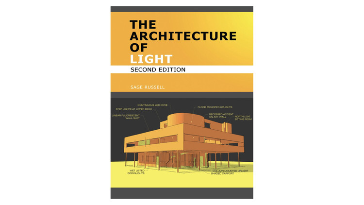 The Architecture of Light / Sage Russell. Image via Amazon