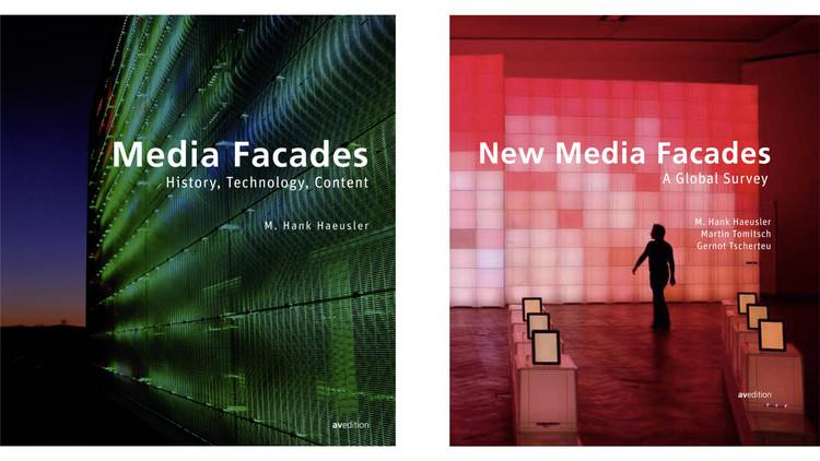 Media Facades / Matthias Hank Haeusler. Image via Amazon