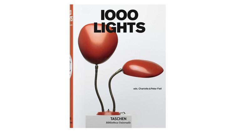 1000 Lights / Charlotte J. Fiell, Peter Fiell. Image via Amazon