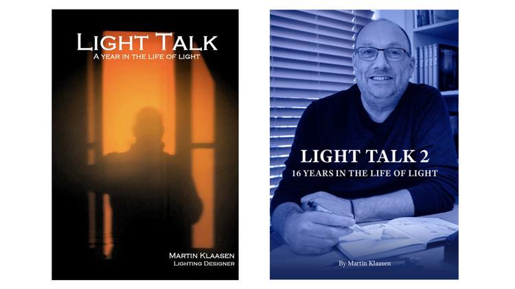 Light Talk 1 + 2 / Martin Klaasen. Image via Amazon