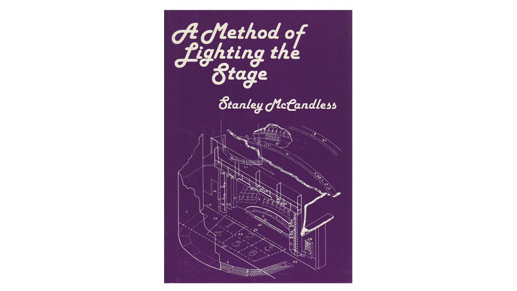 A Method of Lighting the Stage / Stanley McCandless. Image via Amazon