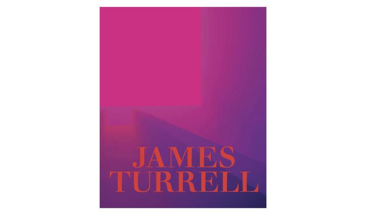 James Turrell: A Retrospective / Michael Govan, Christine Y. Kim. Image via Amazon
