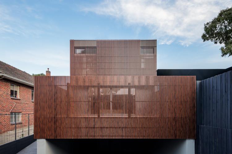 Tooronga Townhouse / Pitch Architecture + Design, © Nathan K Davis