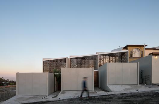 Viviendas Trio / Diseño Norteño
