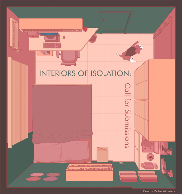Call for Submissions: Interiors of Isolation Book