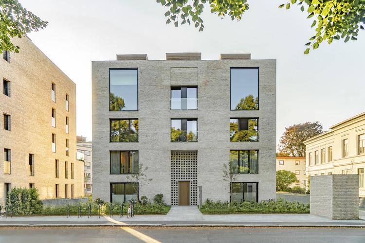 Oslo Residential Complex / Reiulf Ramstad Architects, Courtesy of Reiulf Ramstad Arkitekter