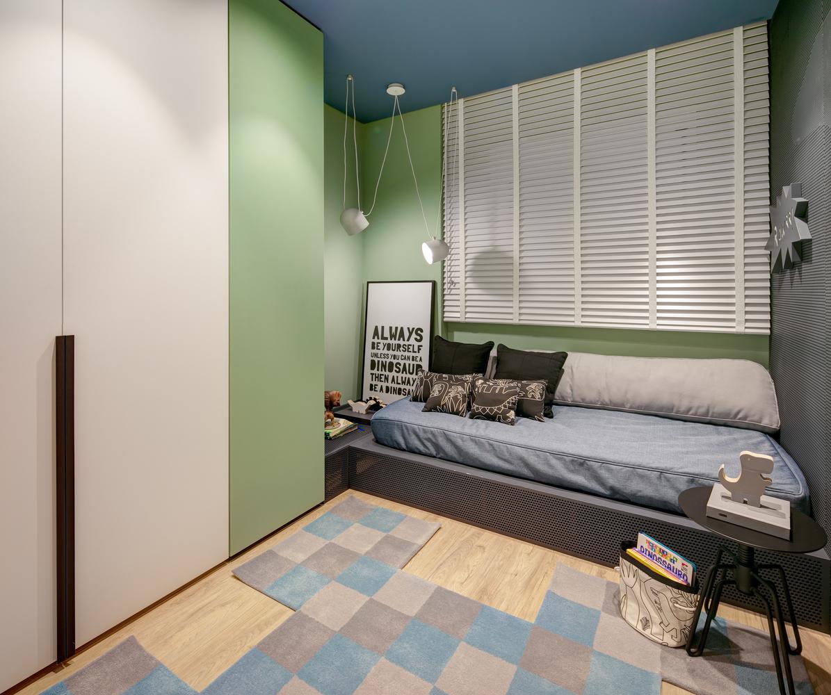 Dormitorios para niños: Cómo diseñar un entorno saludable para el sueño,Apartamento Insight / Bohrer Arquitetura. Image © Fellipe Lima / Vanguard Home