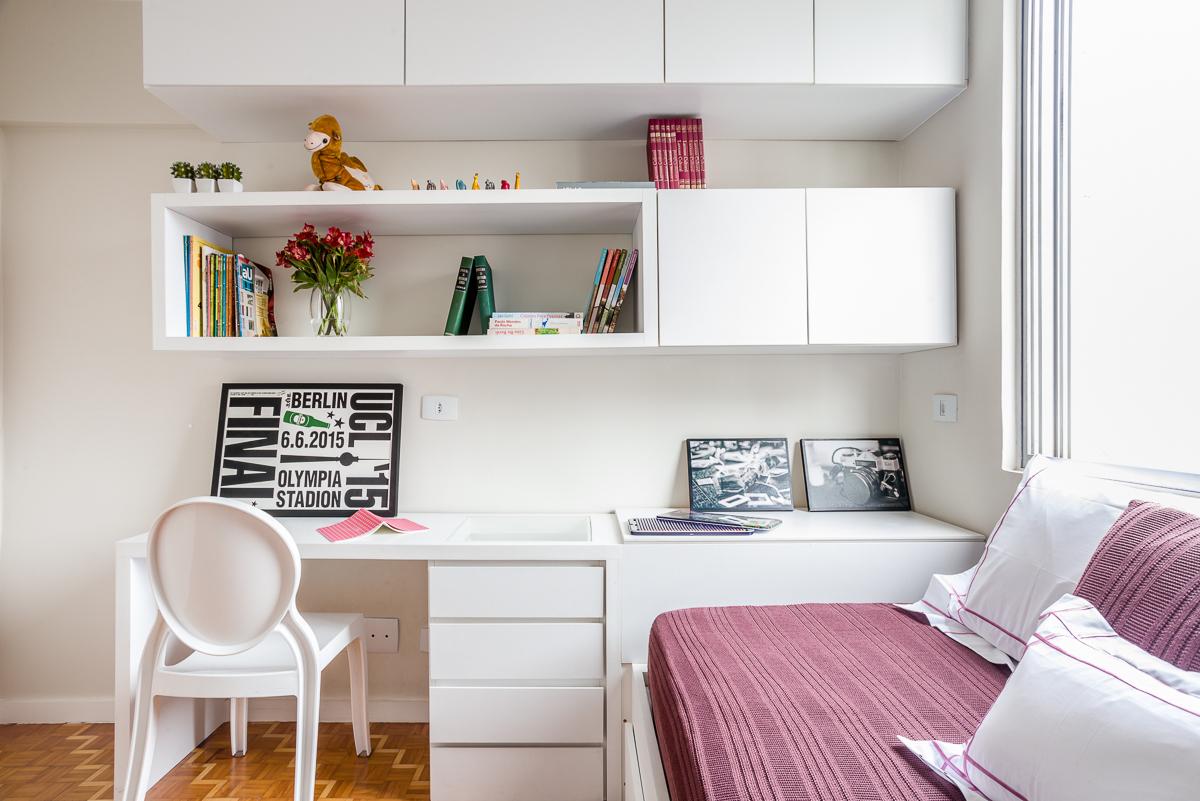 Dormitorios para niños: Cómo diseñar un entorno saludable para el sueño,Apartamento VM / Manore Arquitetura e Urbanismo. Image © Ricardo Bassetti