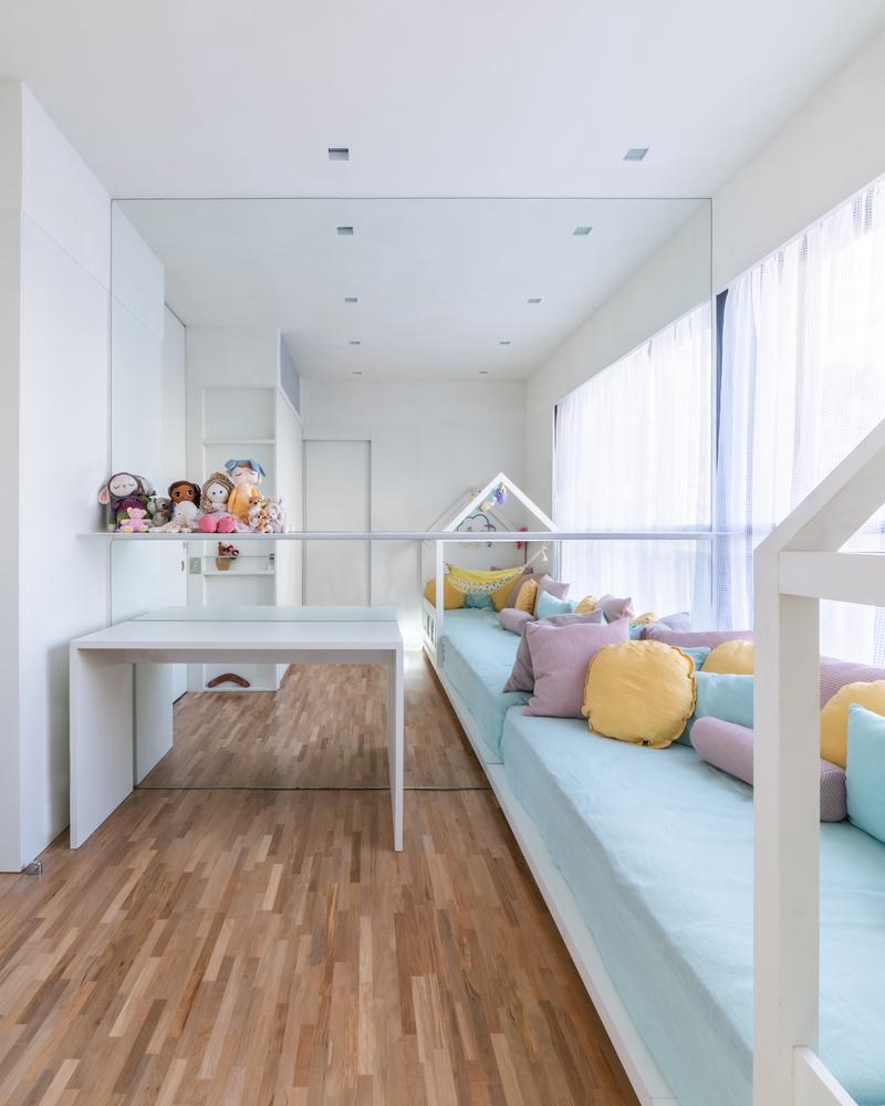 Dormitorios para niños: Cómo diseñar un entorno saludable para el sueño,NOMAD 33 / Felipe SS Rodrigues. Image © Guilherme Pucci