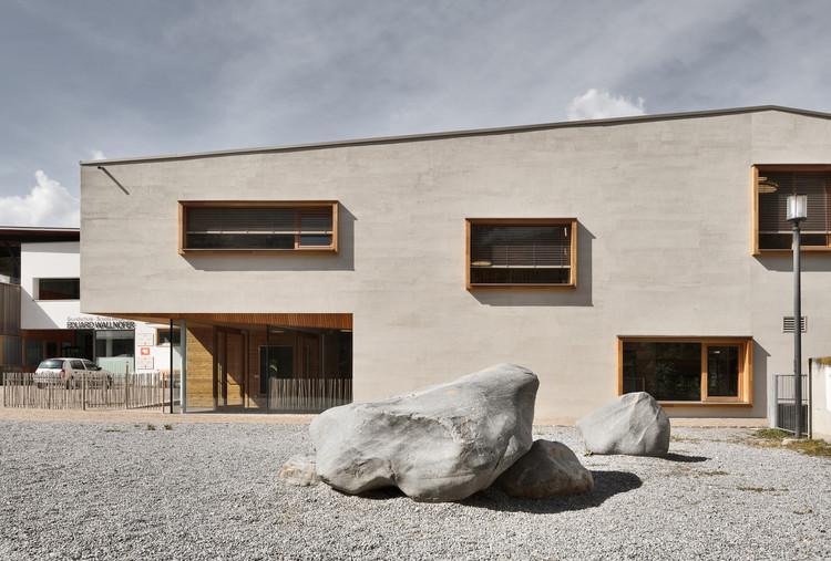 Kindergarten Sluderno / Roland Baldi Architects, © Oskar Da Riz