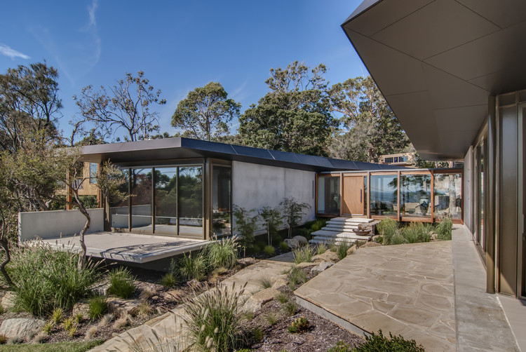 Morninton Peninsula House / Turco and Associates, © Tom Ross