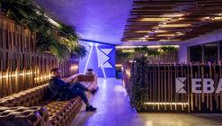 EBANX Lobby / Giuliano Marchiorato Arquitetos