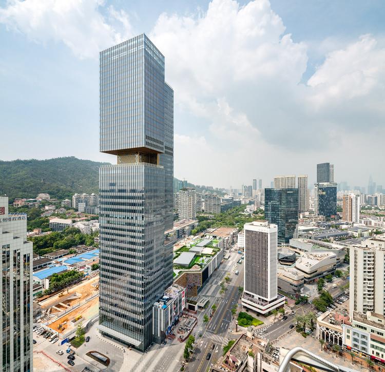 Edifício Shenzhen Prince Plaza / OMA, © Seth Powers