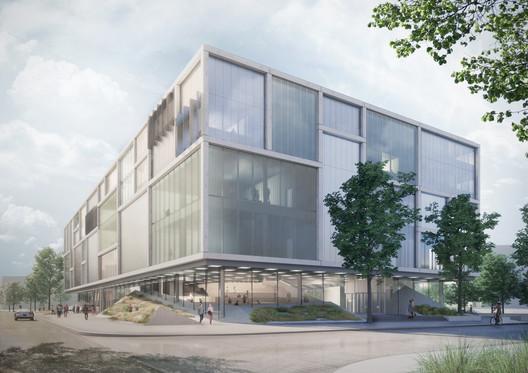 Courtesy of ZAS Architects, CEBRA Architecture