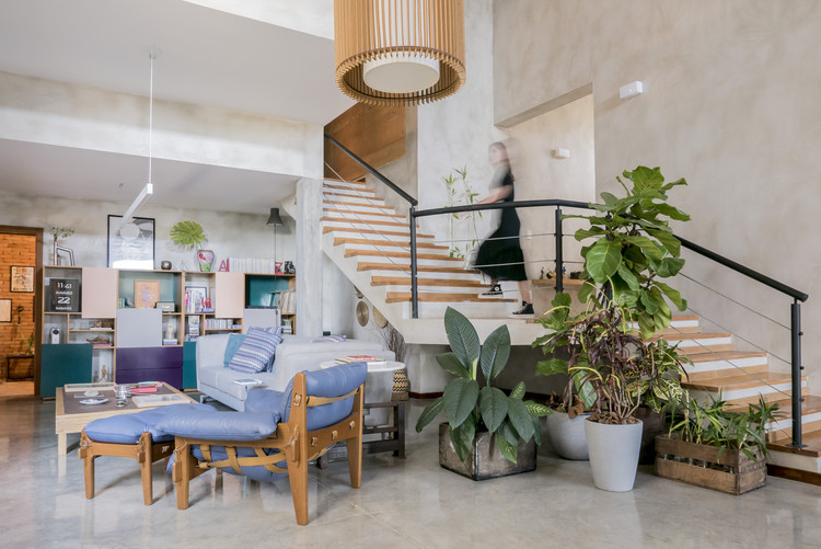 Casa Bosque / Estúdio OLO, © Filipe Augusto