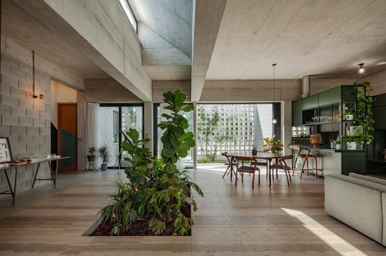 10 Dicas para projetar edificações mais saudáveis, Imagem © Creative Photo Room, Maria Efthymiou