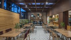 Varanda Restaurante Chefão / NCAV - NaraCunha&AmáliaVieira