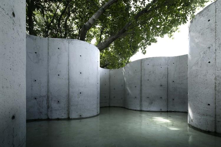 Void Garden / TAOA, internal perspective. Image © Lei Tao