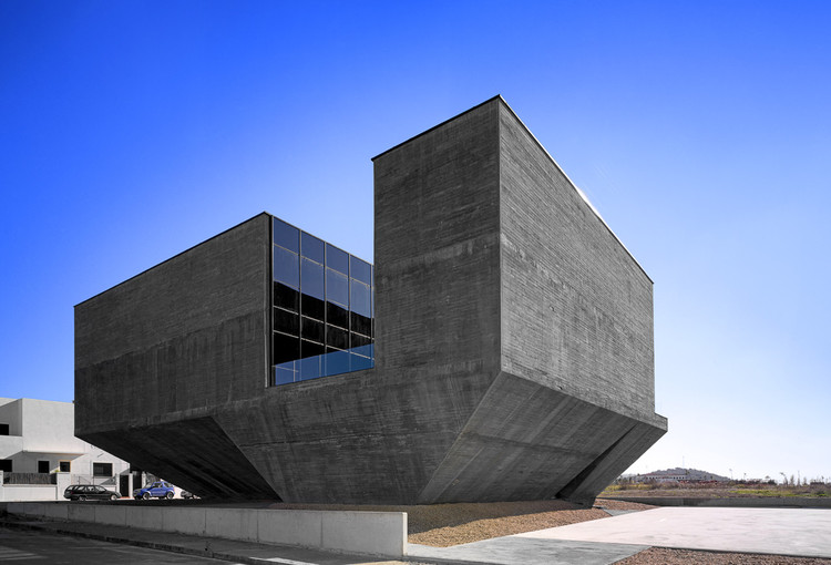 Integral Territorial Center of the Commonwealth of Olivenza / Daniel Jiménez + Jaime Olivera. Image © Jesus Granada