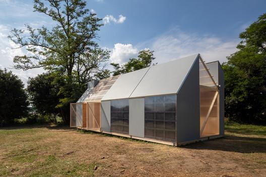 Cabin Modules / IR arquitectura. Image © Bujnovsky Tamas