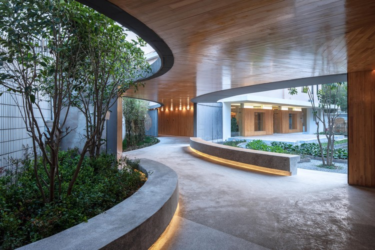 """""""Architecture Making Depends on Good Communication"""": Interview with Tong Ming, J-Homesquare / TM Studio. Image © Tian Fangfang"""