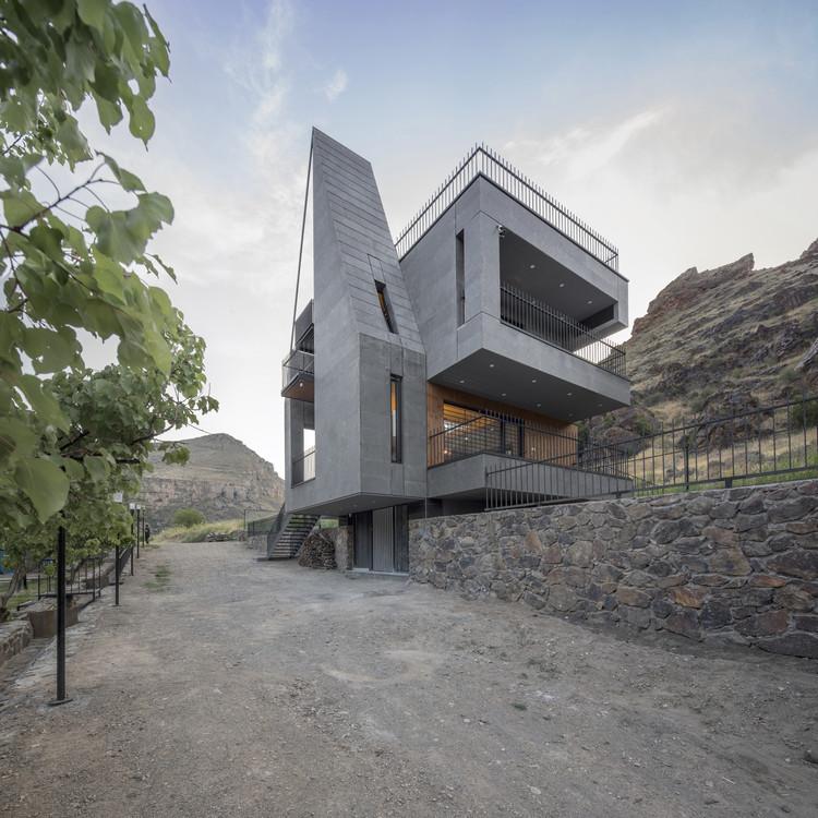 Residência Villa Gray / White Cube Atelier, © Farshid Nasrabadi