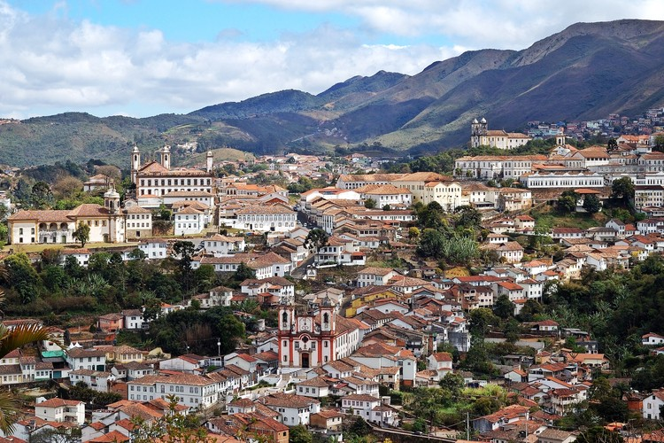 """Ouro Preto se tornará a primeira cidade histórica """"inteligente"""" do Brasil, Ouro Preto, Minas Gerais. Foto de Rosino, Flickr. Licença CC BY-SA 2.0"""