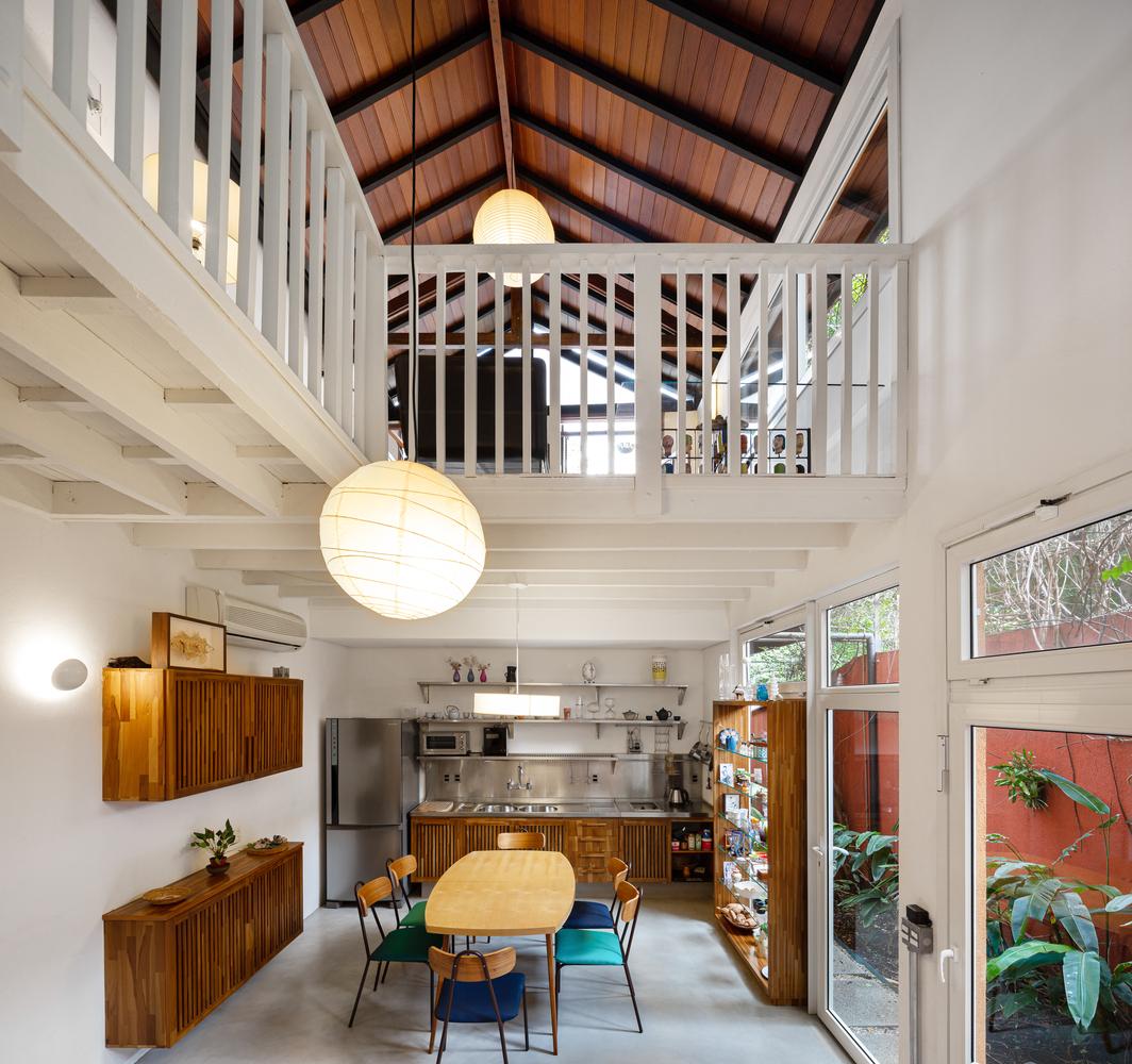 Vila Madalena House / Gui Paoliello Arquiteto