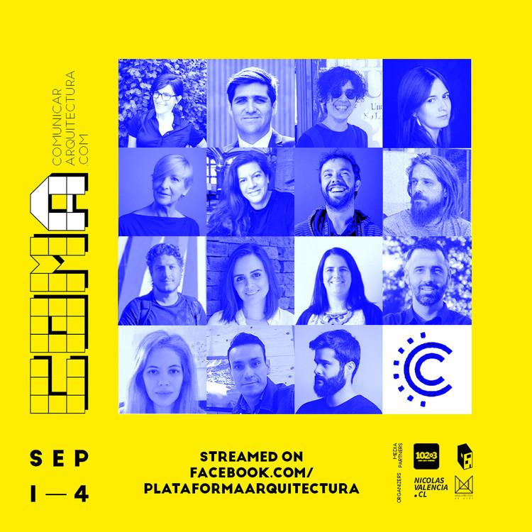 COMA 2020: Ibero-American Conference on Architecture Media