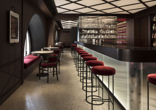 Camparino in Galleria Bar / Lissoni Casal Ribeiro