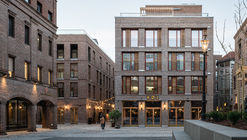 Nygaard Square Renovation / Mad arkitekter