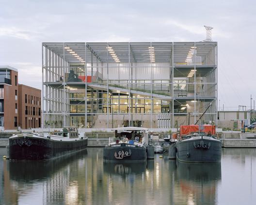 Melopee School / XDGA - Xaveer De Geyter Architects
