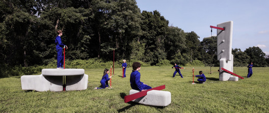 Grayson Play-Lab for Adolescent Education / Matter Design