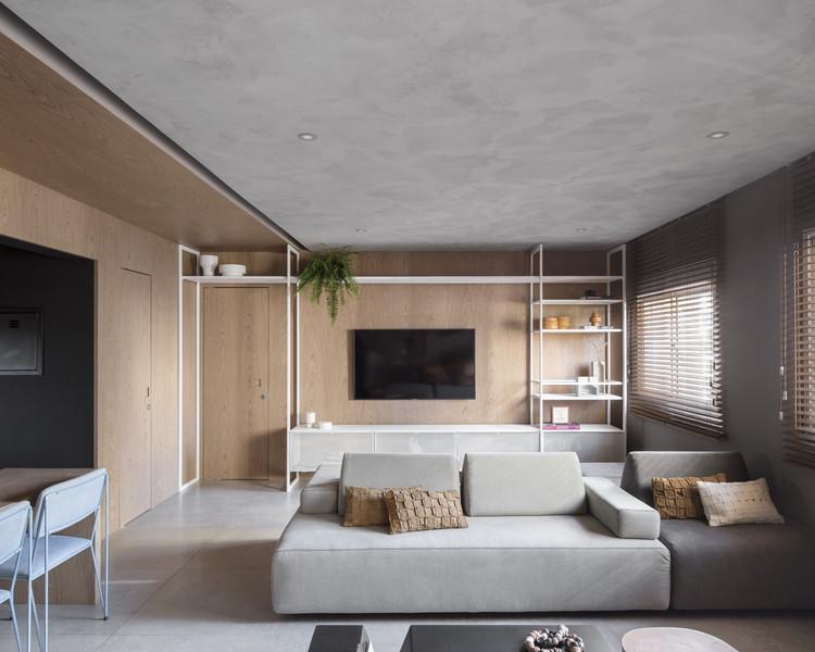 Apartamento DÔ  / flipê arquitetura, © Carolina Lacaz